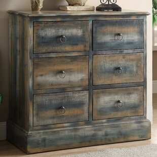 Philbrick 6 Drawer Accent Chest