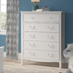 Look for Lilia 5-Drawer Wood Chest of Drawers by Viv + Rae Reviews (2019) & Buyer's Guide