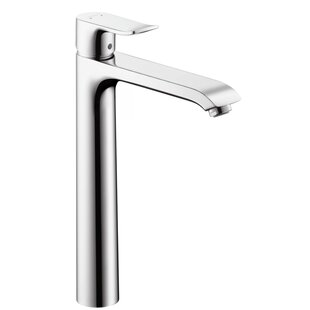 Hansgrohe Metris E Single Hole Standard Bathroom Faucet