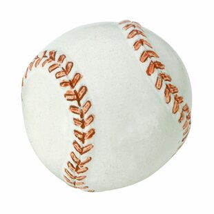 Baseball Novelty Knob
