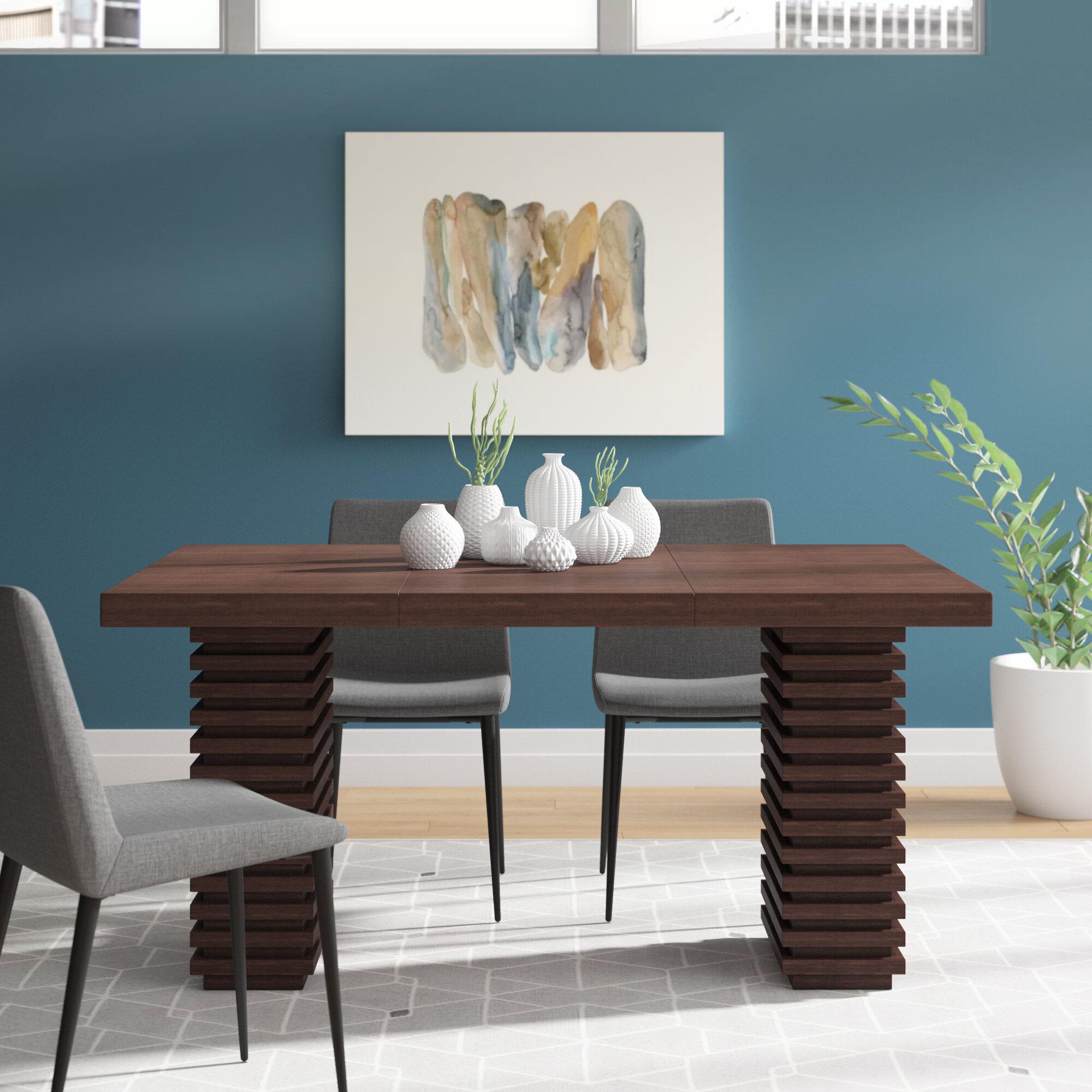 Latitude Run Balmoral Extendable Dining Table Reviews Wayfair