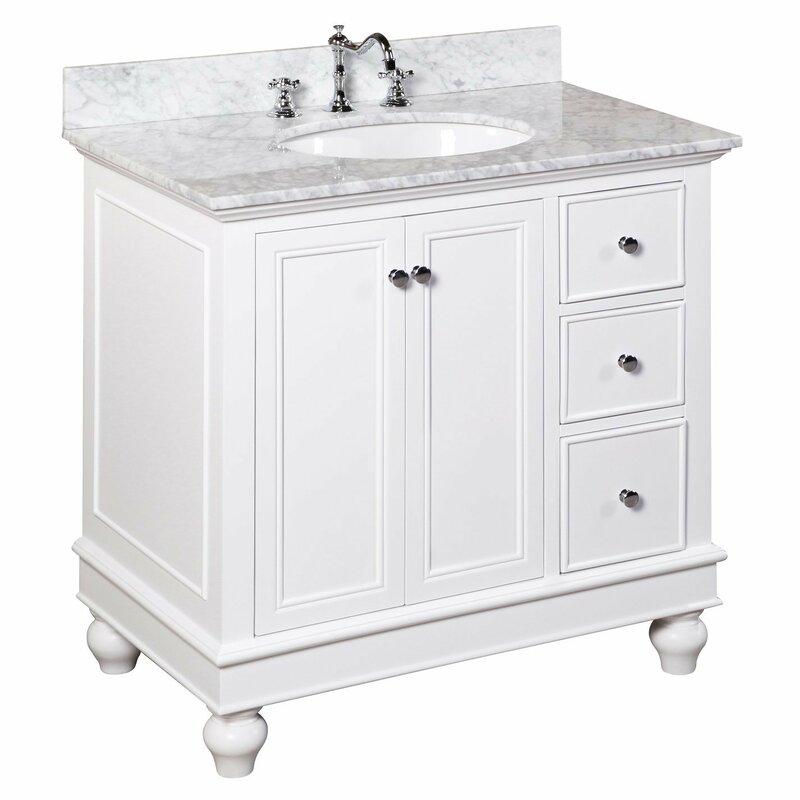 Bella 36 Single Bathroom Vanity Set
