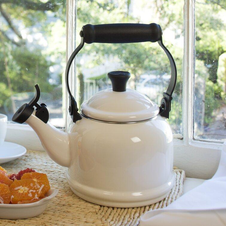 Le Creuset Enamel On Steel 1.25 Qt. Demi Tea Kettle