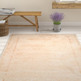 Best Price Ellicott White Area Rug By Ophelia & Co.