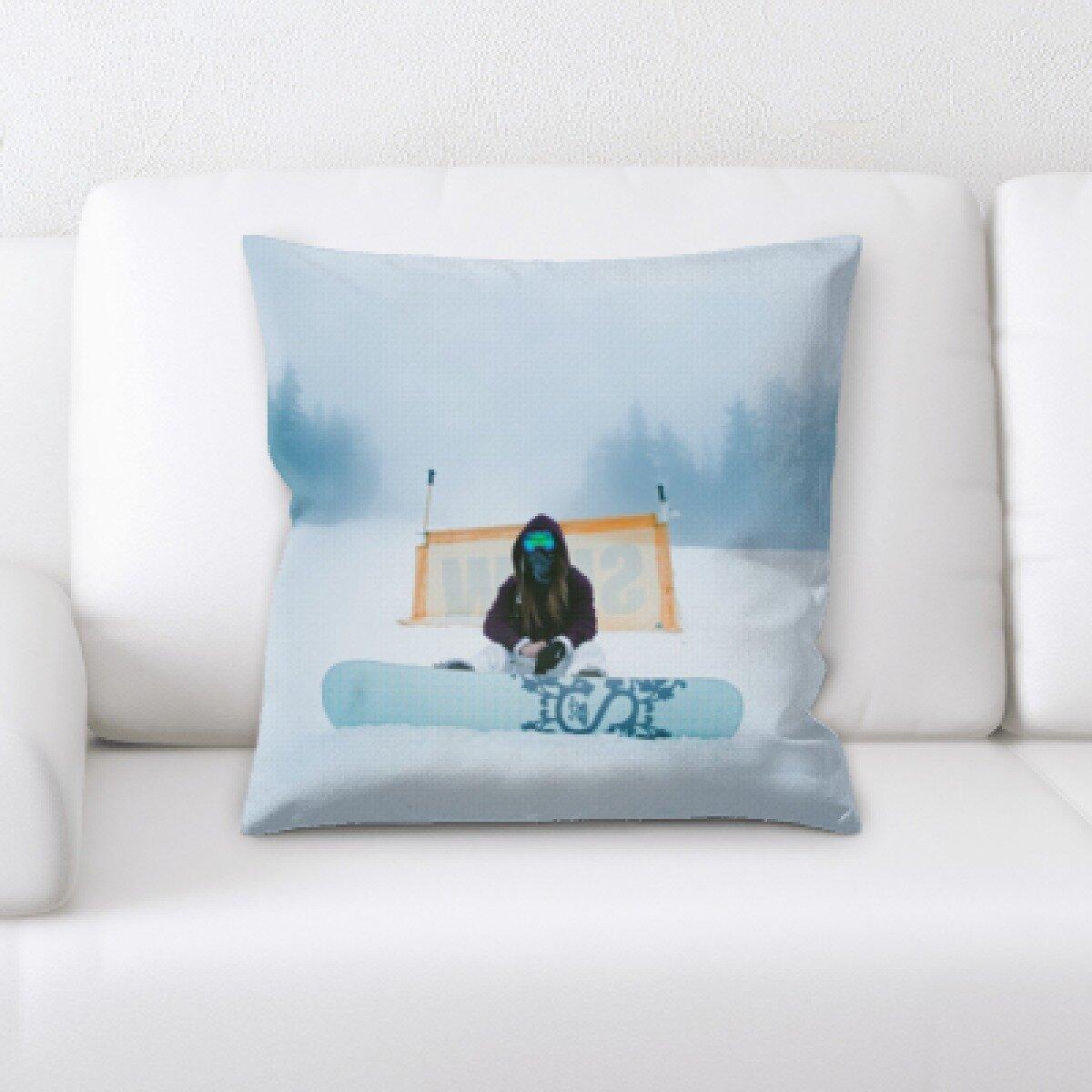 Rug Tycoon Go Pro Throw Pillow