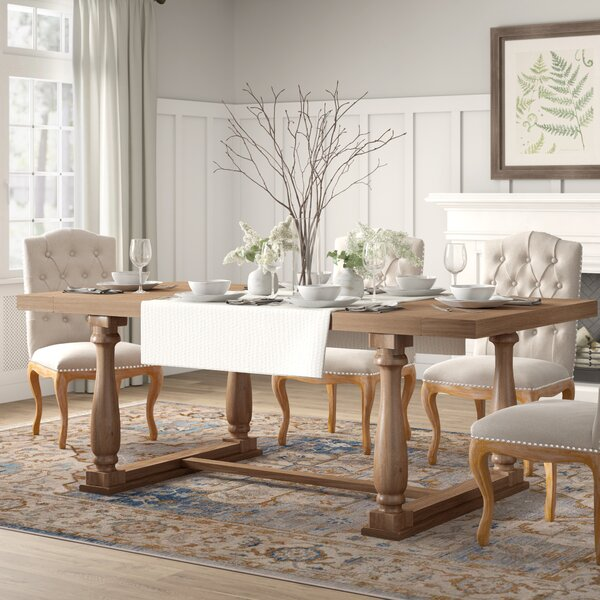 Granville Solid Wood Dining Table