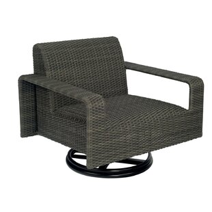 Woodard Darville Swivel Patio Chair