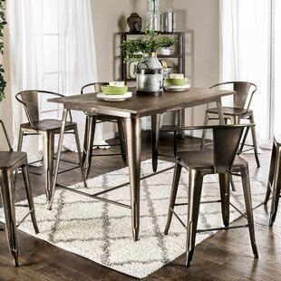Trent Austin Design Reedley 5 Piece Counter Height Pub Set