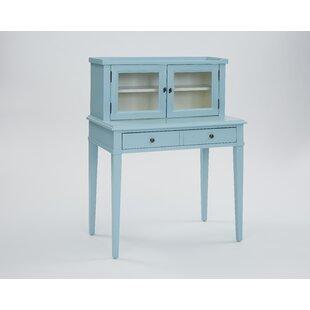 Buying Gabilan Secretary Desk with Hutch by Ophelia & Co.