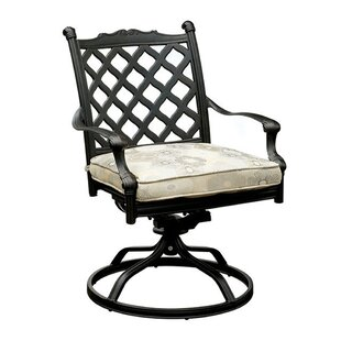 Bren Rocking Chair with Cushion (Set of 2)
