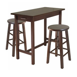 3 Piece Breakfast Dining Set Winsome