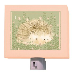 Oopsy Daisy Holly the Hedgehog Night Light
