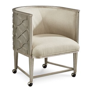 One Allium Way Hanna Barrel Chair