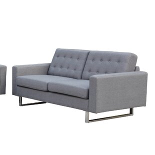 Great Price Beneva Loveseat by New Spec Inc Reviews (2019) & Buyer's Guide