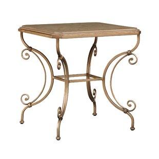 Alexander End Table by Fleur De Lis Living