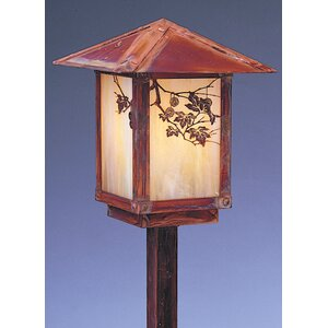 Evergreen Outdoor 1-Light Lantern Head