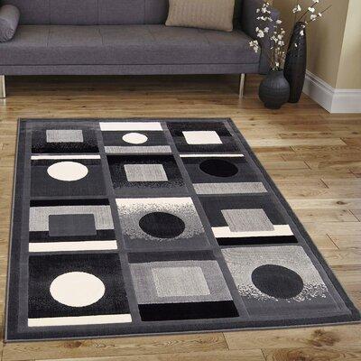 Bordered and Designed Doormat AllStar Rugs