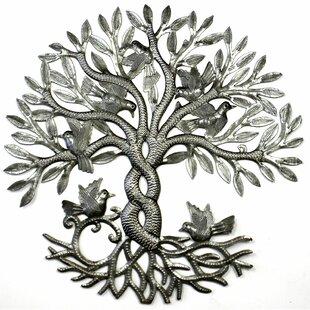 Tree Of Life Metal Wall Art Wayfair