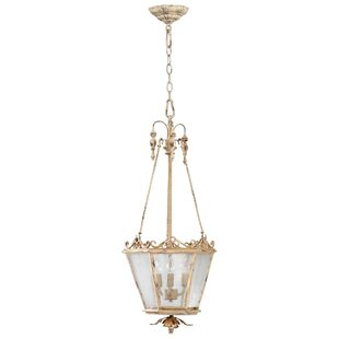 House of Hampton Claud 3-Light Bowl Pendant