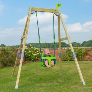 Forest Growable Acorn With QuadPod Swing Set By TP Toys