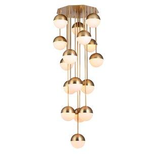 Roquemore 16-Light Cluster..