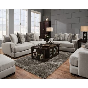 Jesup Upholstered Configurable Living Room Set Part 15
