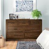 Craigsville 7 Drawer Dresser by Three Posts™