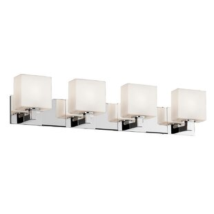 Check Prices Luzerne 4-Light Vanity Light By Brayden Studio