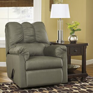 Chisolm Manual Rocker Recliner Andover Mills