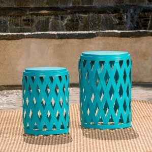 Quinlan 2 Piece Nesting Tables by Varick Gallery
