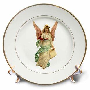 Beige Decorative Plate Decorative Plates Bowls You Ll Love In 2021 Wayfair