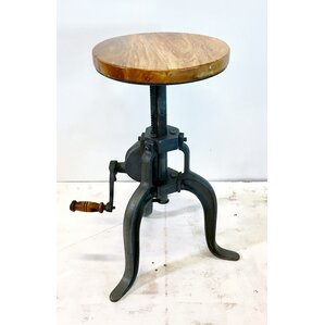 Crank Adjustable End Table by C2A Designs