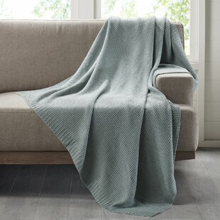 Elliott Knit Throw Blanket