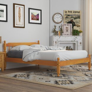 Bartlesville Bed Frame By Union Rustic
