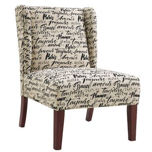 Ophelia & Co. Yashvi Wingback Chair