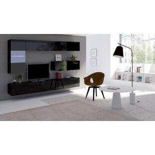 Gumbs Entertainment Unit By Wade Logan