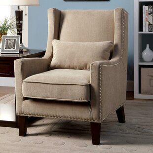 Marlow Wingback Chair