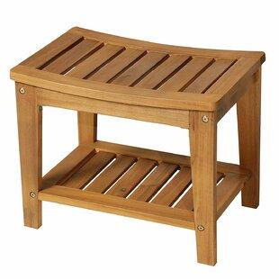 Arrey Wood Storage Bench By Sol 72 Outdoor