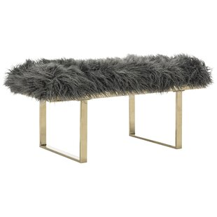 Edwin Upholstered Bench By Canora Grey