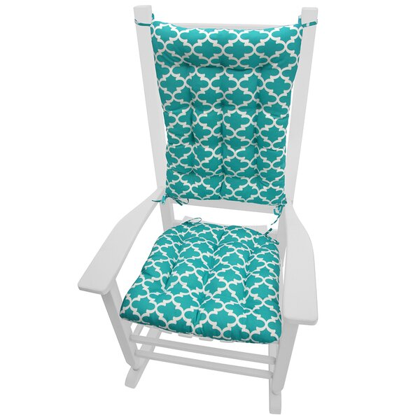 Bon Barnett Home Decor Garden Indoor/Outdoor Rocking Chair Cushion U0026 Reviews |  Wayfair