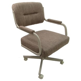 Honea Upholstered Dining Chair by Symple Stuff