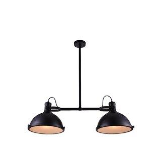 CWI Lighting 2-Light Kitchen Island Pendant