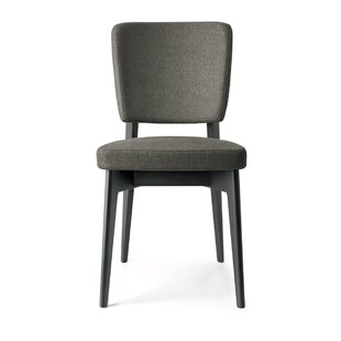 Mikhail Upholstered Wooden Side Chair by ..