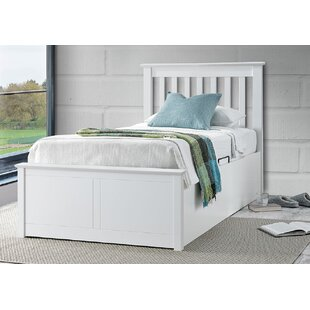 Pentland Wooden Single (3') Ottoman Bed By Beachcrest Home