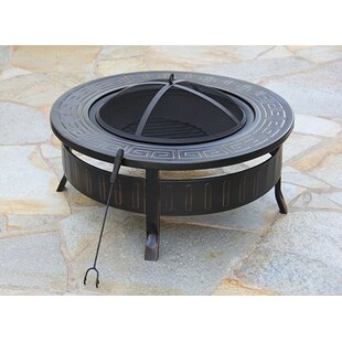 Fire Pit Essentials Steel Wood Burning Fi..