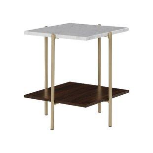 Belcher Side Table By Mercury Row