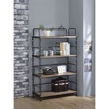 Soler 59 H x 36 W Metal Etagere Bookcase by Williston Forge
