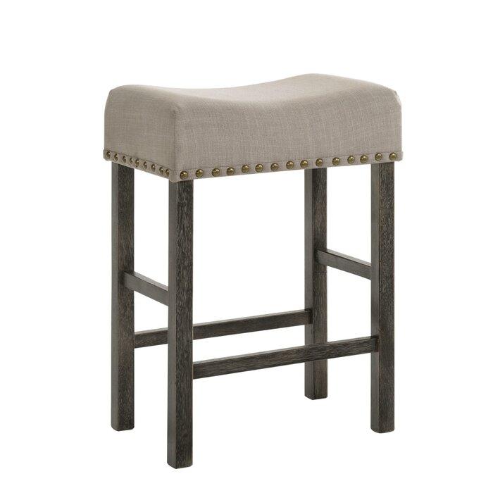Super Digregorio Wooden Counter Height Bar Stool Inzonedesignstudio Interior Chair Design Inzonedesignstudiocom
