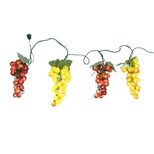 Best Price 6 ft. Grape String Lights By Northlight Seasonal