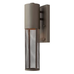 Best Reviews Aria 1 Light Outdoor Sconce By Hinkley Lighting